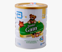 Sữa bột Abbott Similac Gain 2 IQ 900g phát triển toàn diện cho trẻ 6 - 12 tháng tuổi