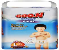 Bỉm quần Goon Slim L52 cho trẻ sơ sinh 9 - 14 kg