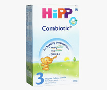 Sữa bột HiPP số 3 Combiotic Organic 300g
