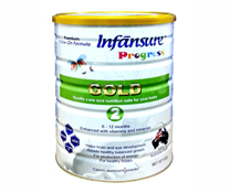 Sữa bột Infānsure Gold Step 2 - 900g