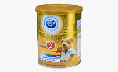 Sữa bột Cô gái HL step 2 gold 400g 2