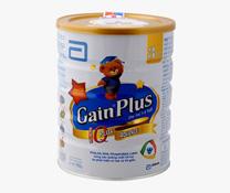 Sữa bột Abbott Gain Plus 3 IQ 900g thích hợp dùng cho trẻ 1-3 tuổi