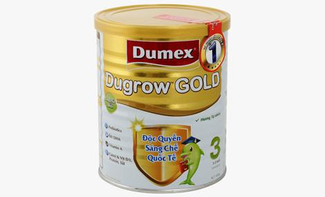 Sữa bột Dumex Dugrow Gold 3 - 1500g 1