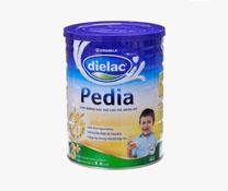 Sữa bột Dielac Pedia 3+HT 900g  sản phẩm của Vinamilk
