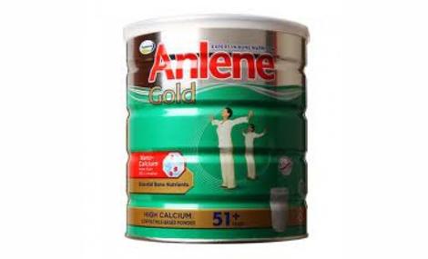 Sữa bột Anlene Vanilla Gold 800g Can 1