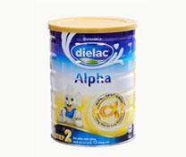Sữa bột Dielac Alpha Step 2 HT 900g của Vinamilk .