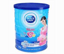 Sữa bột Ducth Lady Cô gái Hà Lan Mum-900g cho bà bầu