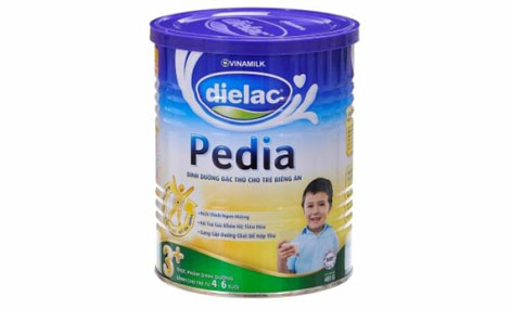 Sữa bột Dielac Pedia 3+HT 400g 1