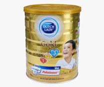 Sữa bột Dutch Lady Gold 123-900g chính hãng CGHL