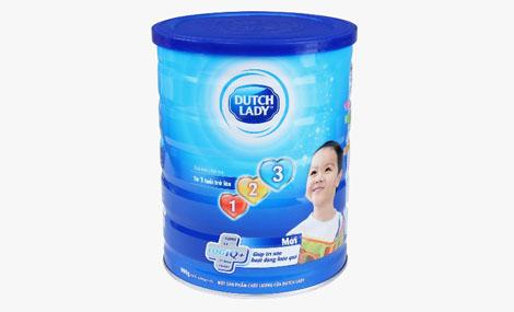 Sữa bột Cô gái Hà Lan 123 Vanilla -1500gr