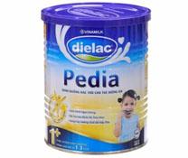 Dielac Pedia 1+HT của thương hiệu Vinamilk dành riêng cho trẻ biếng ăn từ 1 – 3 tuổi