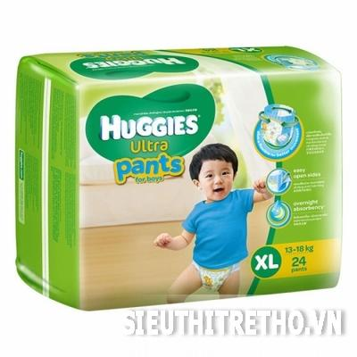 huggies ultra pant xl24