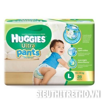 huggies Ultra L28