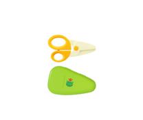 Kéo nhựa richell cắt thức ăn an toàn cho bé