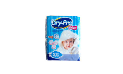 Bỉm Dry Pro size S