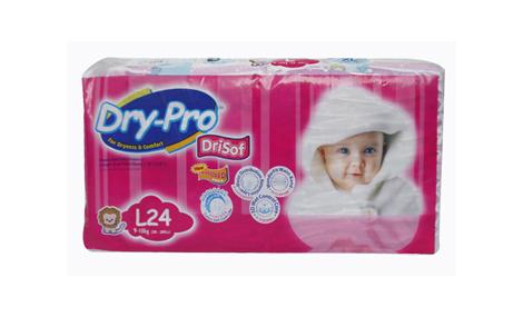 Bỉm Dry Pro size L