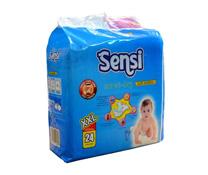Bỉm Sensi size XXL Indonesia dành cho trẻ sơ sinh