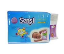 Bỉm Sensi Newborn NB52 cho trẻ sơ sinh