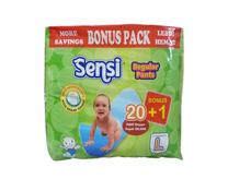 Bỉm quần Sensi size L, bỉm dành cho bé từ 9-14kg