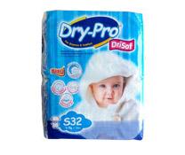 Bỉm Dry Pro size S chính hãng giá rẻ