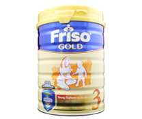 Sữa bột Friso 3 gold 400g cho trẻ em từ 1- 3 tuổi