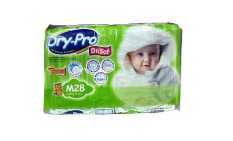 Bỉm Dry Pro size M