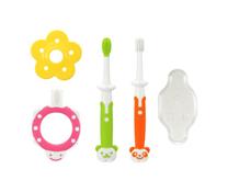 Bộ chải răng cho bé 3 bước Richell