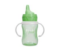Cốc tập uống Born Free 210ml xanh lá