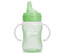Cốc tập uống Born Free 260ml xanh lá