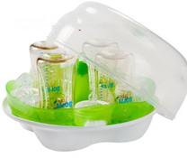 Bộ Tiệt trùng bình sữa trong lò vi sóng của Born Free