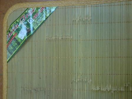 Chiếu trúc Cao Sơn Cao Bằng kích cỡ 180x200