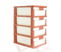 Tủ Nhựa Đại Đồng Tiến 4 ngăn T20401-4 giá rẻ