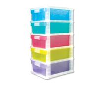 Tủ Nhựa Đại Đồng Tiến 5 ngăn T20401 chất lượng nhất