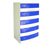 Tủ nhựa Đại Đồng Tiến đa năng 5 ngăn T187 - 5