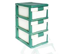 Tủ Nhựa Đại Đồng Tiến 3 ngăn T20401 - 3 rẻ nhất