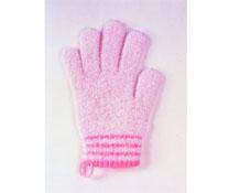 Găng tay tắm bé ChuChu màu hồng (cỡ nhỏ)