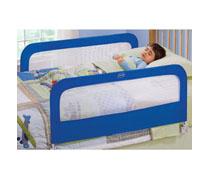 Chặn giường đôi màu xanh thương hiệu Summer USA