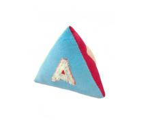 Đồ chơi bông mềm hình khối tam giác cho bé