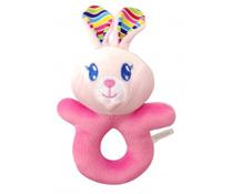 Đồ chơi bông mềm hình thỏ đáng yêu .