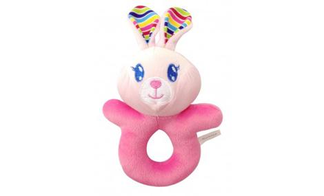 Đồ chơi bông mềm hình thỏ .