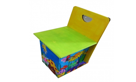 Ghế tự để tô màu