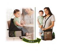 Ghế đệm nâng đa năng 2 trong 1 cho trẻ em
