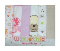 Bộ 6 chiếc khăn mặt Wonderchild chính hãng