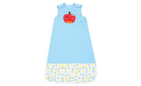 Túi ngủ quấn bé Narforye xanh