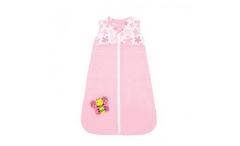 Túi ngủ Narforye khóa giữa màu hồng