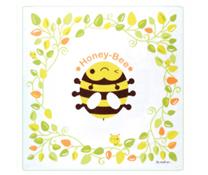Khăn tắm hình vuông con ong chính hãng