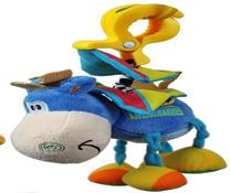 Thú bông con ngựa Playgro 101140 chất lượng chính hãng