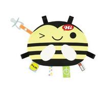 Khăn gặm nướu con ong chính hãng