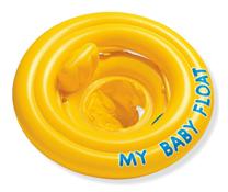 Phao baby float màu vàng chất lượng