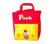 Túi khoác vai Pooh đỏ Disney Thailand chính hãng